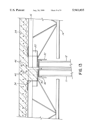 Distance Between Floor Joists On A Deck by Patent Us5941035 Steel Joist And Concrete Floor System Google