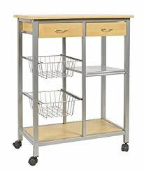 meubles d appoint cuisine chariot de cuisine à roulettes table d appoint pour cuisine meuble