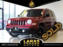 Used 2011 Jeep Patriot For Sale In Duluth, GA 30096 Lara Truck Sales