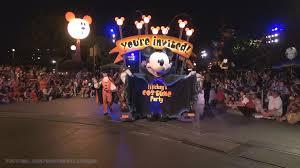 Anaheim Halloween Parade by Mickey U0027s Costume Party Cavalcade Full Parade Hd Mickeys