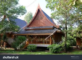 100 Thai Modern House Small Suitable Present Stock Photo Edit Now