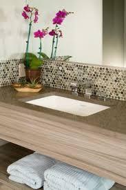 tips for installing a tile backsplash floating shelf