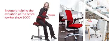 Ergonomic Kneeling Chair Australia by Ergonomic Chairs Ergonomic Office Furniture U0026 Desks Ergoport