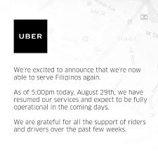 Night Commuting UberGrab The LTFRB And BPO Call Center Agents