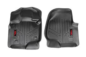 ROU- M-5151 Rough Country Heavy Duty Floor Mats 2015 Ford F-150 Front Rugged Ridge Floor Liner Set 4piece Black 0910 Ford F150 Regular Buy Plasticolor 000690r01 2nd Row Full Coverage Rubber Tray Style Ebony 3piece Supercrew The Official Exact Fit Tailored Mats To Focus 2005 2011 Similiar F 150 Keywords New Factory Oem Ranger Truck Gray 93 94 95 96 97 98 St By Redline Tuning Motune Scc Performance Mustang Racing 0509 All Review Youtube Yes You Can Now Get Any Super Duty With A Vinyl Floor Zone