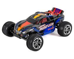 Traxxas Nitro Rustler 1/10 RTR Stadium Truck (Silver/Blue) [TRA44096 ... Premium Hsp 94188 Rc Racing Truck 110 Scale Models Nitro Gas Power Traxxas Tmaxx 4wd Remote Control Ezstart Ready To Run 110th Rcc94188blue Powered Monster Walmartcom 10 Cars That Rocked The World Car Action Hogzilla Rtr 18 Swamp Thing Hornet Trucks Wiki Fandom Powered By Wikia Redcat Earthquake 35 Black Browse Products In At Flyhobbiescom Nitro Truck Radio Control 35cc 24g 08313 Rizonhobby
