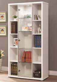 Leslie Dame Sliding Door Media Cabinet by Cabinet With Glass Doors Kitchen Cabinet With Glass Doors Image