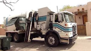 Garbage Trucks: City Of Santa Fe - YouTube