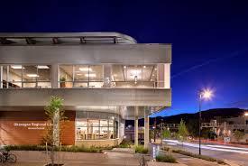 100 Cei Architecture Okanagan Regional Library Vernon Branch CEI