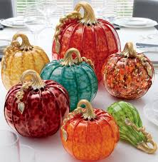 Glass Blown Pumpkins by Cohn Stone Studios U2013 Artful Life
