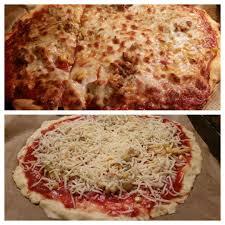 glutenfreie pizza mit quark öl teig hefefrei eifrei