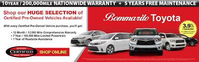 100 Toyota Truck Dealers New And Used Vehicles Bommarito Hazelwood MO