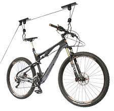 Kayak Hoist Ceiling Rack by Ceiling Bike Rack Bicycle Stands U0026 Storage Ebay