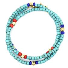 Valentines Day Deal Alert Tribal Necklace African Jewelry Leather