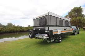 The First Wheel Chair Accessible Full Ensuite Camper Trailer