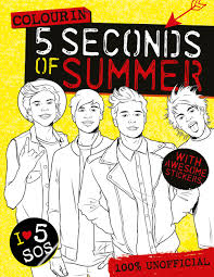 Colour In 5 SOS Simon Schuster UK 9781471124693 Amazon Books