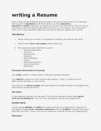 Inspirational Special Skills For Jobs Newest Put In A Resume Examples Computer Of On Endowed Captures