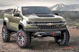 100 Off Road Pickup Trucks Is GM Working On A RaptorRivaling