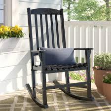Sol 72 Outdoor Abasi Porch Rocker Chair & Reviews   Wayfair