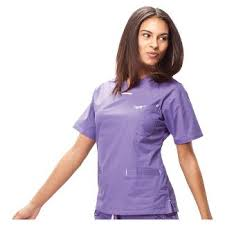 Ceil Blue Scrubs Meaning by Scrub Tops Health Care Uniforms Target
