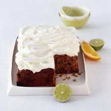 möhrenkuchen mit mascarpone topping