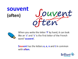 Memory Tricks For Remembering Important Linking Words In French