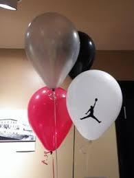 jordan basketball party centerpiece jordan basketball party