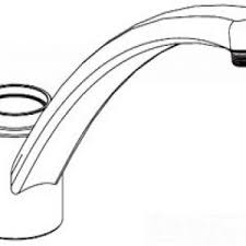 Moen Kitchen Faucet Leaking At Spout by Extraordinary Moen Kitchen Faucet Leaking From Base Of Spout You