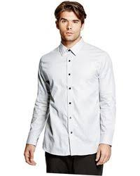 Guess Brody Long sleeve Slim fit Shirt for Men