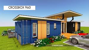 100 Crossbox CROSSBOX 960 ID S1330960 3 Bed 3 Baths 960SFt