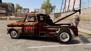 Gta 5 Flatbed Tow Truck