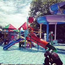 Foto Wahana Kolam Renang Di Kids Fun
