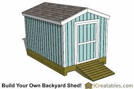 8x12 shed plans storage shed plans icreatables com