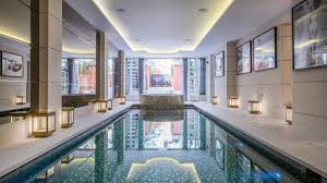 Swimming Pool In Mansion House London
