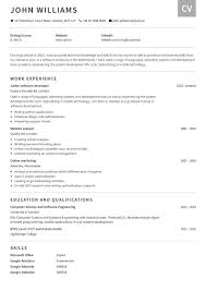 Create A Professional Cv - Quick & Easy With Our Cv Builder ... 16 Most Creative Rumes Weve Ever Seen Financial Post How To Make Resume Online Top 10 Websites To Create Free Worknrby Design A Creative Market Blog For Job First With Example Sample 11 Steps Writing The Perfect Topresume Cv Examples And Templates Studentjob Uk What Your Should Look Like In 2019 Money Accounting Monstercom By Real People Student Summer Microsoft Word With 3 Rumes Write Beginners Guide Novorsum