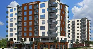 100 New Townhouses For Sale Melbourne Groundbreaking Kicks Off Highline 8story Construction In