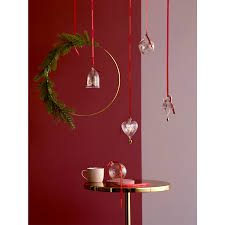 Holmegaard AnnSofi Romme Annual Christmas Bauble 2018 H7