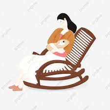 Holding Mother Pattern Elements Sitting On Rocking Chair ... Happy Calm African Girl Resting Dreaming Sit In Comfortable Rocking Senior Man Sitting Chair Homely Wooden Cartoon Fniture John F Kennedy Sitting In Rocking Chair Salt And Pepper Woman Sitting Rocking Chair Reading Book Stock Photo Grandmother Her Grandchildren Pensive Lady Image Free Trial Bigstock Photos Hattie Fels Owen A Wicker Emmet Pregnant Young Using Mobile Library Of Rocker Free Stock Png Files
