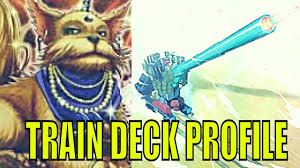 Best Exodius The Ultimate Forbidden Lord Deck by Testing Trains In Link Format Deck Profile Youtube