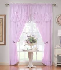 Annas Linens Curtain Panels by Emelia Sheer Rod Pocket Curtain Panels Available In 11 Colors