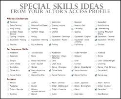 Good Qualifications To Put On Resume Laborer Skills Section List A Within