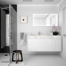 waschtisch platte compakt 51 weißer marmor 700 bis 800