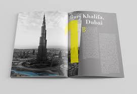 100 Modern Architecture Magazine Top 10 Spread On Behance