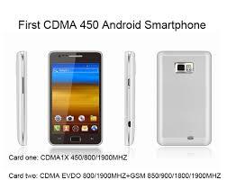 Unlocked Original CDMA 1x 450 800 1900MHZ EVDO CDMA GSM Mobile