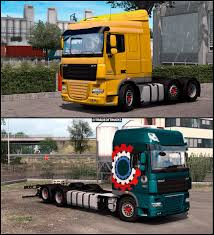Trade Of Trucks - ✴️SALE - DAF 105 Mega Mod V.4 ✴ New... | Facebook