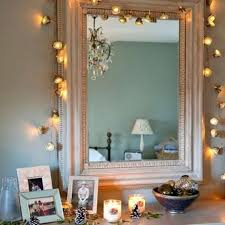 mirrors with lights around picture home furniture