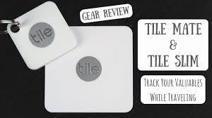 tile mate tile slim review track your valuables while