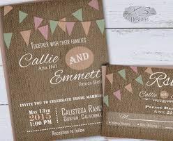36 Best Rustic Wedding Invitations Images On Pinterest