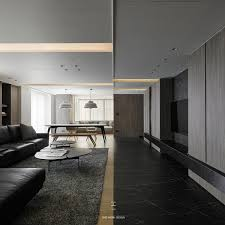 L宅 工一設計 Hotel Lobby False Ceiling Bedroom Bathroom
