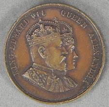 King Edward V11 Chair by King Edward Vii Collectibles 1902 1910 Ebay
